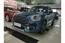 长沙二手MINI COUNTRYMAN 2017款 1.5T COOPER ALL4 探险家
