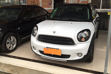 南宁二手MINI COUNTRYMAN 2016款 1.6T COOPER All 4 Fun 装备控